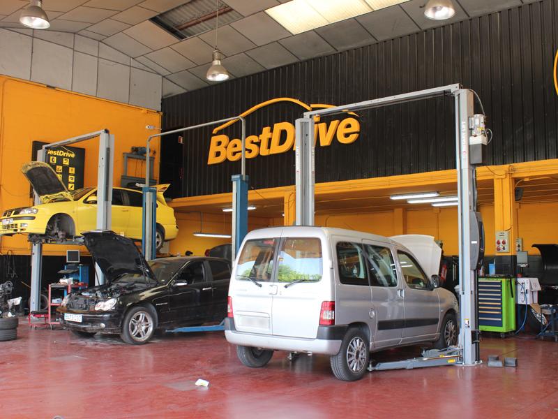 Servicio Mantenimiento Neumáticos Herraz